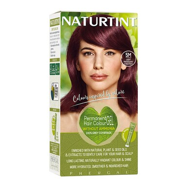 Naturtint Permanent Hair Colour 5M (Light Mahogany Chestnut)