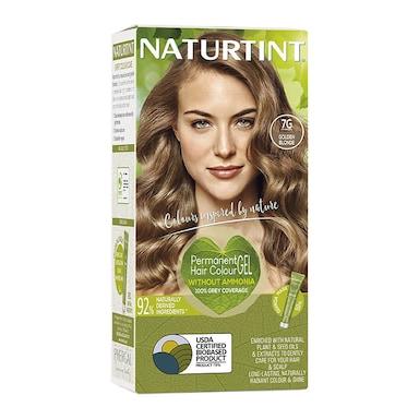Naturtint Permanent Hair Colour 7G (Golden Blonde)