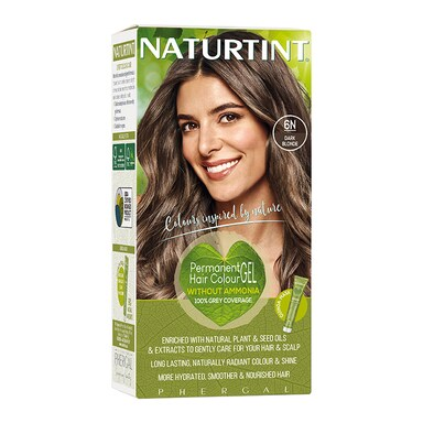 Naturtint Permanent Hair Colour 6N Dark Blonde
