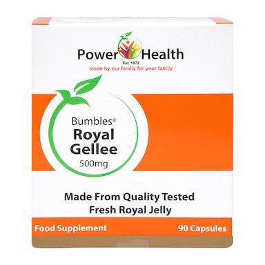 Power Health Bumbles Royal Gellee 500mg 90 Capsules