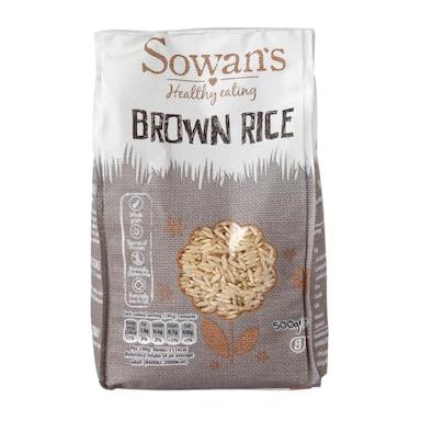 Sowan's Brown Rice 500g