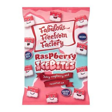 Fabulous Freefrom Factory Raspberry Ice Bites 75g