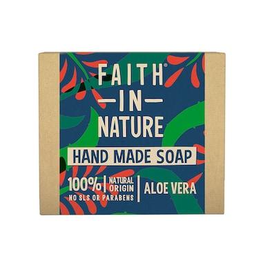 Faith in Nature Aloe Vera with Ylang Ylang Soap 100g