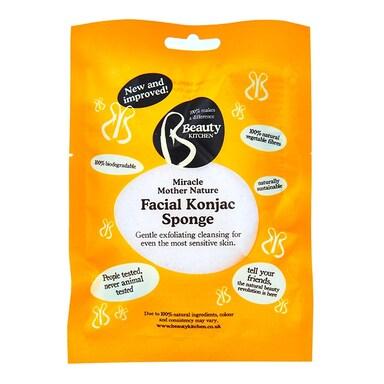 Beauty Kitchen Miracle Mother Nature Facial Konjac Sponge
