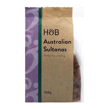 Holland & Barrett Australian Sultanas 250g