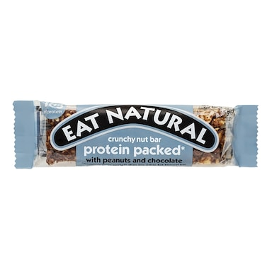 Eat Natural Protein Packed with Peanuts and Chocolate 45g