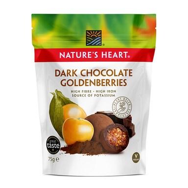 Terrafertil Raw Cocoa Covered Goldenberries 75g