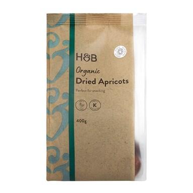 Holland & Barrett Organic Dried Apricots 400g
