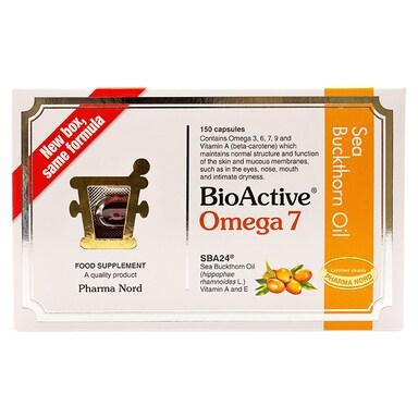 Pharma Nord Omega 7 Sea Buckthorn Oil 150 Capsules