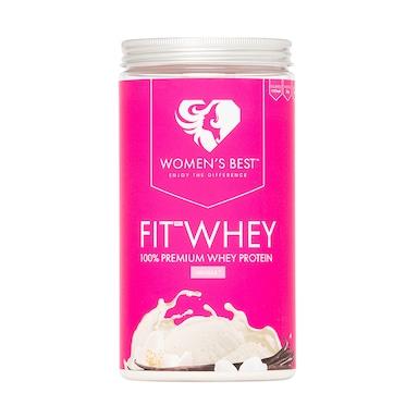 Women's Best Fit Whey Vanilla 500g