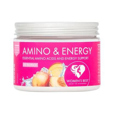 Women's Best Amino and Energy Ice Tea Peach 270g