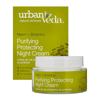 Urban Veda Purifying Protecting Night Cream 50ml