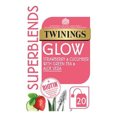 Twinings Superblends Glow 20 Tea Bags