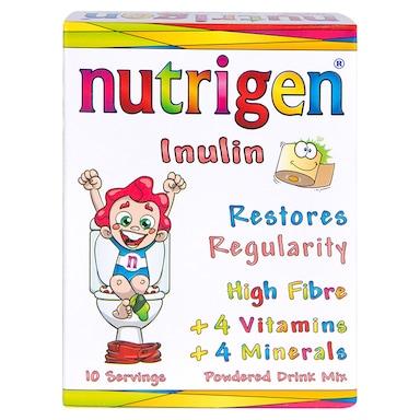 Nutrigen Inulin Powder Drink Mix 10 Sachets
