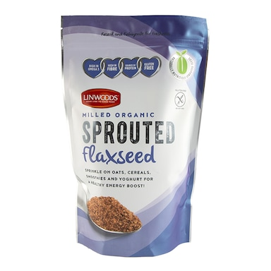 Linwoods Milled Organic Sprouted Flaxseed 360g