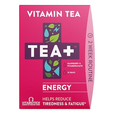 TEA + Energy Vitamin Tea 14 Day Routine 28g