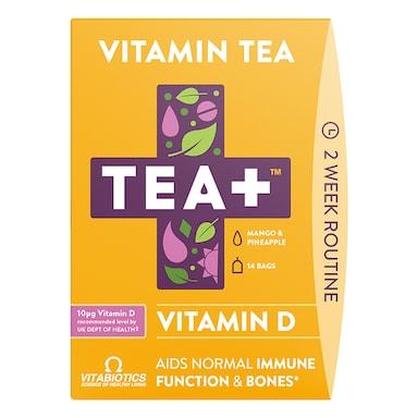TEA + Vitamin D Vitamin Tea 14 Day Routine 28g