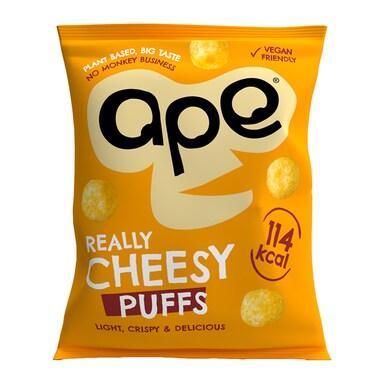 Ape Vegan Cheese Puffs 25g