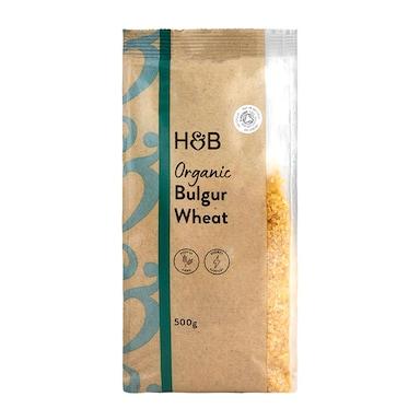 Holland & Barrett Organic Bulgur Wheat 500g