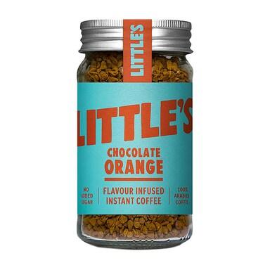Little's Chocolate Orange Instant Coffee 50g