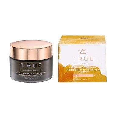 True Skincare Organic Purifying Matcha Tea Face Mask 50ml