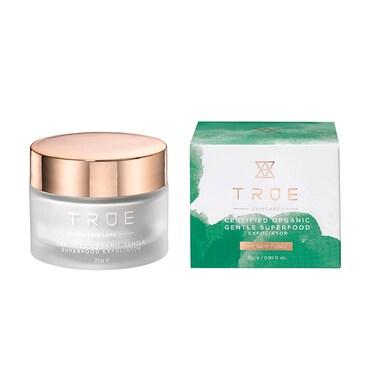 True Skincare Organic Gentle Superfood Exfoliator 25g