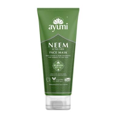 Ayumi Neem Face Mask 100ml