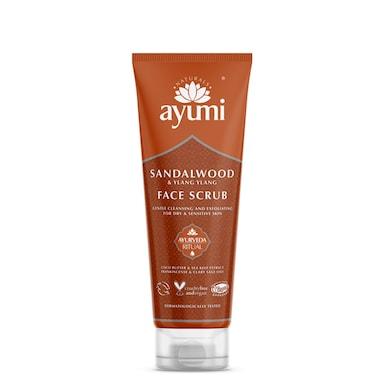 Ayumi Sandalwood Face Scrub 125ml