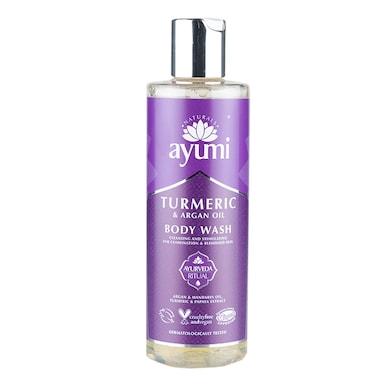 Ayumi Turmeric & Argan Oil Body Wash 250ml