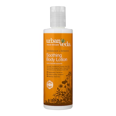 Urban Veda Soothing Body Lotion 250ml