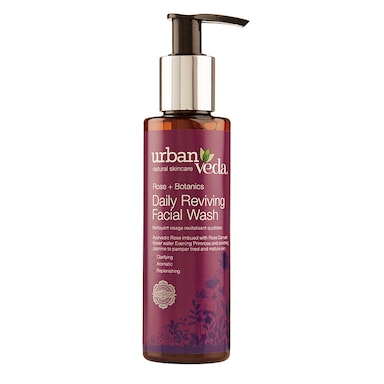 Urban Veda Reviving Daily Facial Wash 150ml