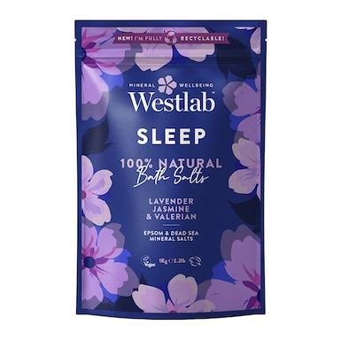 Westlab Sleep Bathing Salts 1kg