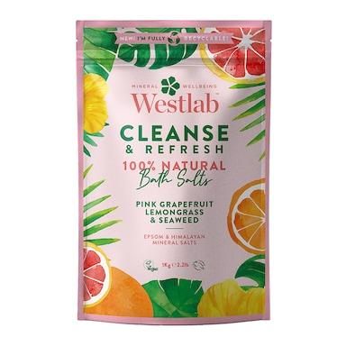 Westlab Cleanse Bathing Salts 1kg