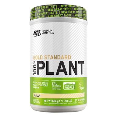 Optimum Nutrition Gold Standard 100% Plant Vanilla 684g