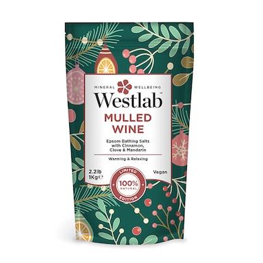 Westlab Mulled Wine Festive Bathing Salts