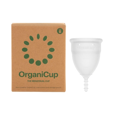 OrganiCup The Menstrual Cup Size B