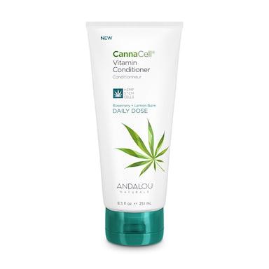 Andalou Naturals CannaCell Vitamin Conditioner - Daily Dose 251ml