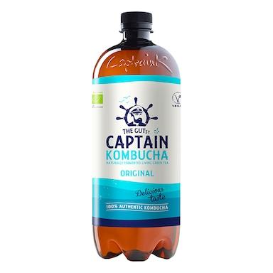 The GUTsy Captain Kombucha Original Bio-Organic Drink 1L
