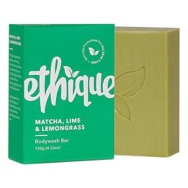 Ethique Matcha, Lime & Lemongrass Bodywash Bar 120g