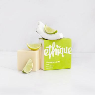Ethique Coconut & Lime Butter Block 100g