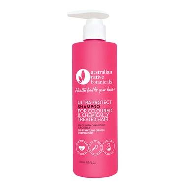 Australian Native Botanicals Ultra Protect Shampoo - Coloured & Chemically Treated Hair 250ml