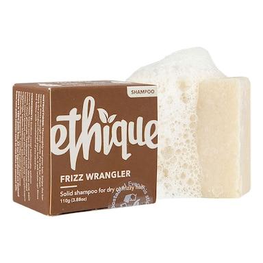 Ethique Frizz Wrangler Shampoo Bar for Dry or Frizzy Hair 110g