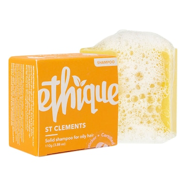 Ethique St Clements Shampoo Bar For Oily Hair 110g