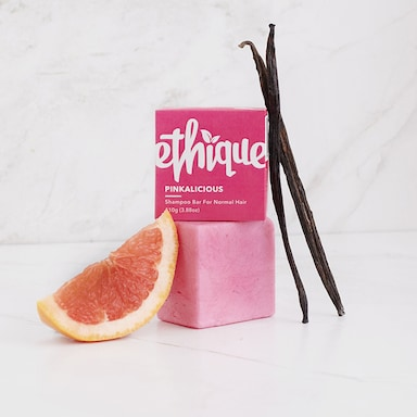 Ethique Pinkalicious Shampoo Bar For Normal Hair 110g