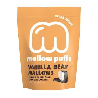 Mallow Puffs Vanilla Bean & Dark Choc Mallows 100g