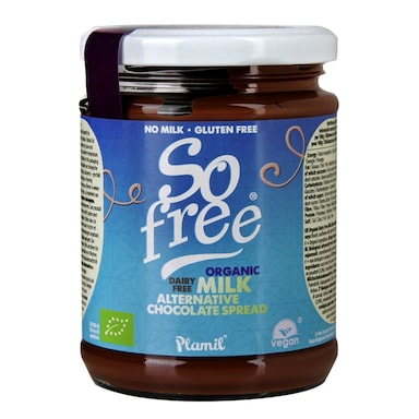 So Free Alternative to Milk Chocolate Spread 275g