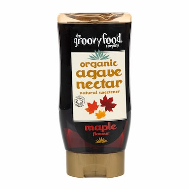 The Groovy Food Company Maple Style Agave 250ml
