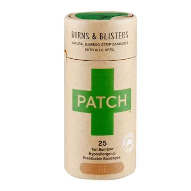 Patch Aloe Vera Bamboo Plasters (25 pack)