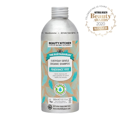 Beauty Kitchen The Sustainables Everyday Gentle Organic Shampoo 300ml