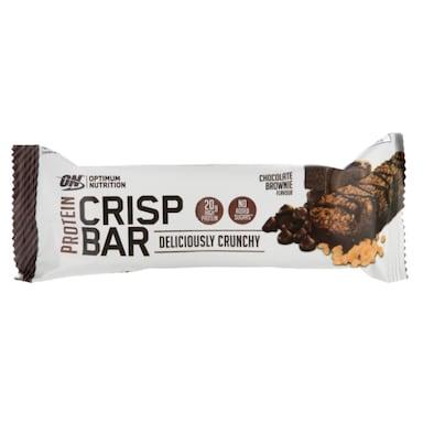 Optimum Nutrition Crisp Protein Bar Chocolate Brownie 65g